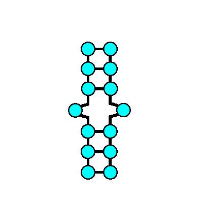 RNA二次構造(インターナルループ)