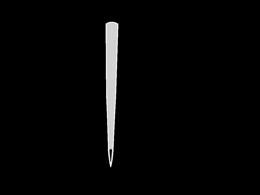 ニードルのフリーイラスト画像